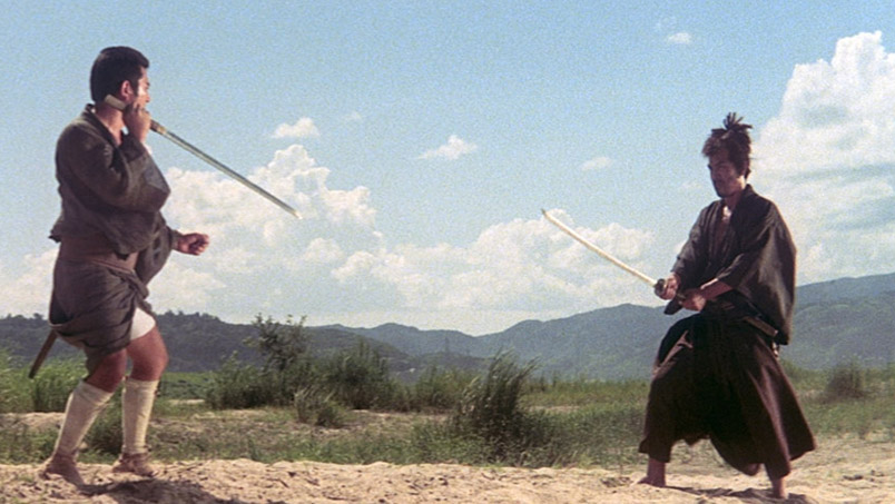 ZATOICHI: THE BLIND SWORDSMAN on Hulu